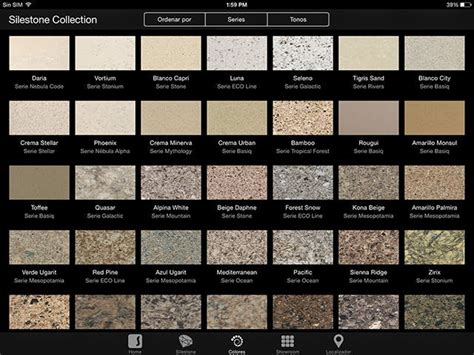 corian muster silestone handy tablet apps