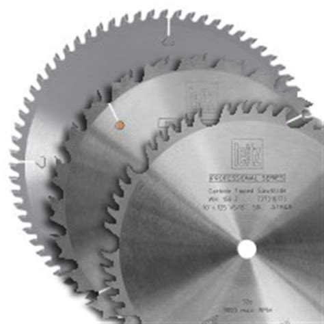 leitz table saw blades 3 blade package rip combo cross cut verysupercool tools