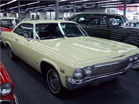1965 impala ss 396 for sale used 1965 chevrolet impala ss 396 quot chevrolet