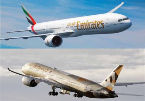 emirates or etihad emirates and etihad are among the safest airlines in 2016