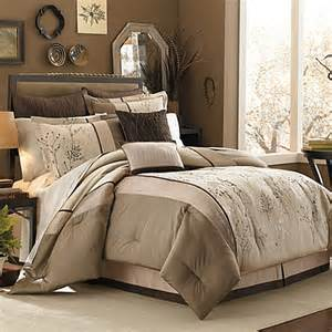 Comforter Sets From Bed Bath And Beyond Manor Hill 174 Lark Brown 8 Complete Comforter Set