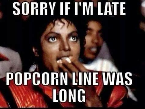 Eating Popcorn Meme - michael jackson eating popcorn meme