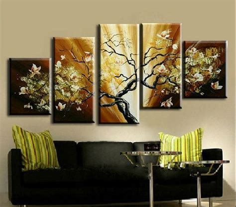 wall art painting ideas www pixshark com images 5 piece large wall art on canvas abstract by