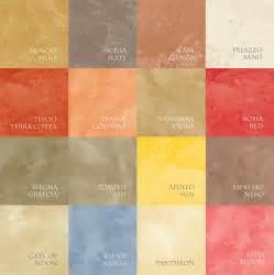 Valspar Colours Valspar Venetian Plaster Color Chart Images