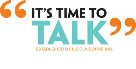 To Talk by Domestic Violence And The Workplace Liz Claiborne S 8th