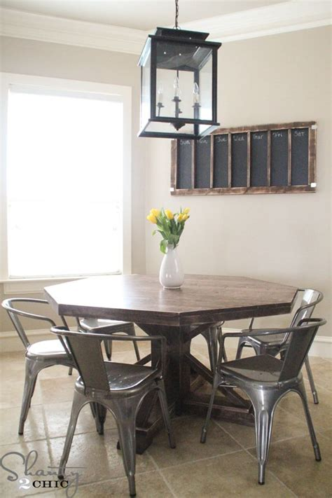 Building Kitchen Table Diy Kitchen Table Plans Woodworking Projects Plans