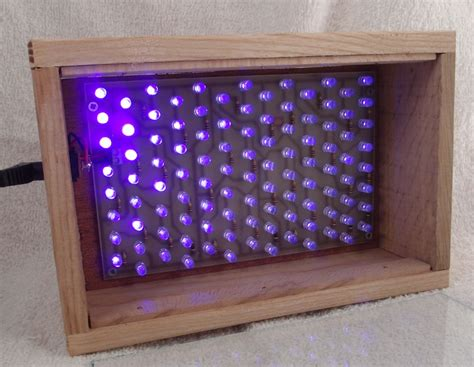 lada led uv uv led box