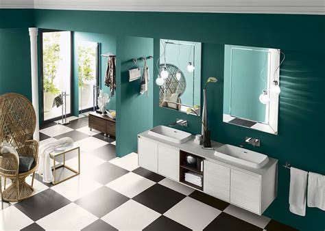 Modular Bathroom Designs Perfetto Plus Bathroom Vanities And Cabinets That Usher In Adaptable Ease