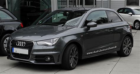 Audi A1 S Line by Audi A1 1 4 Tfsi S Line Technical Details History Photos