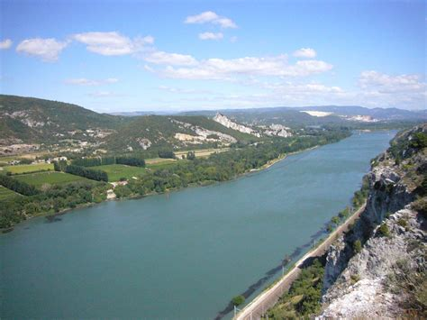 Travel Guide To Rhone River Europe   XciteFun.net