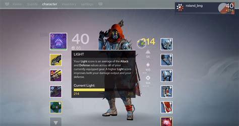 highest light in destiny 2 how destiny the taken king determines your character