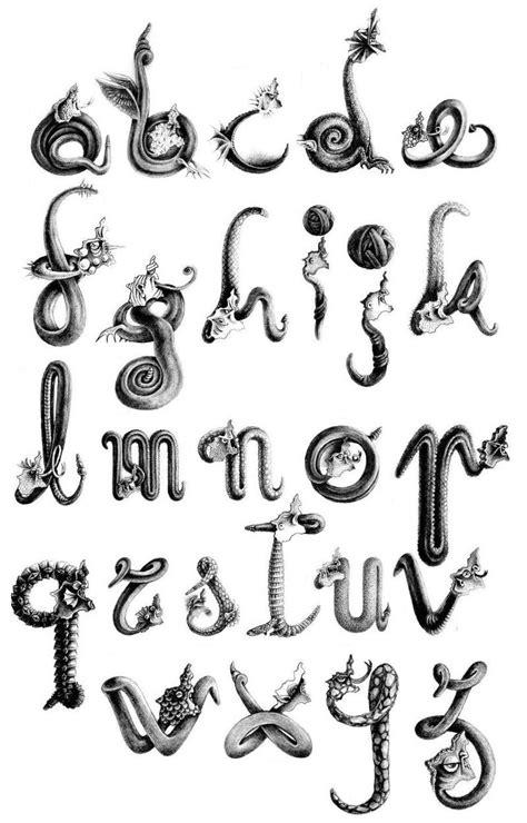 lettere stilizzate alfabeto lettere dell alfabeto lettera corsivo minuscolo kamistad