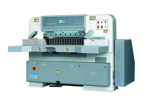 Paper Equipment - hydraulic paper cutting machine paper cutting machine