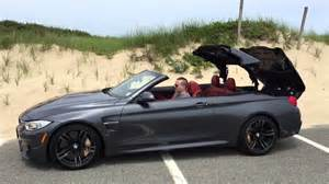 2015 bmw m4 convertible top nydn autos