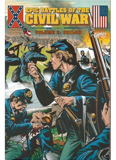 model soldier a blue novel volume 5 books epic battles of the civil war shiloh comic book