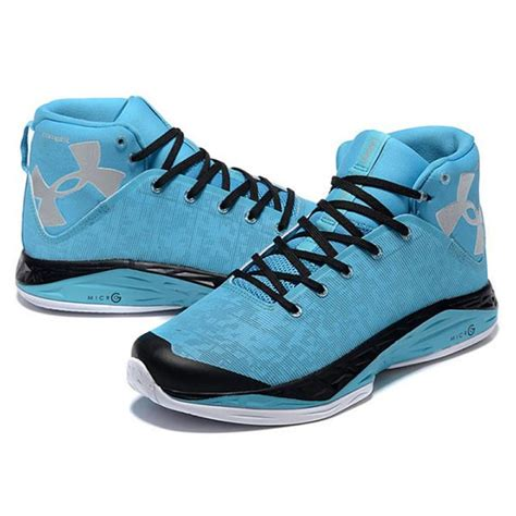 armour blue basketball shoes armour stephen curry vi s light blue basketball