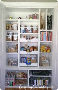 Food Pantry Designs 20 Small Pantry Organization Ideas And