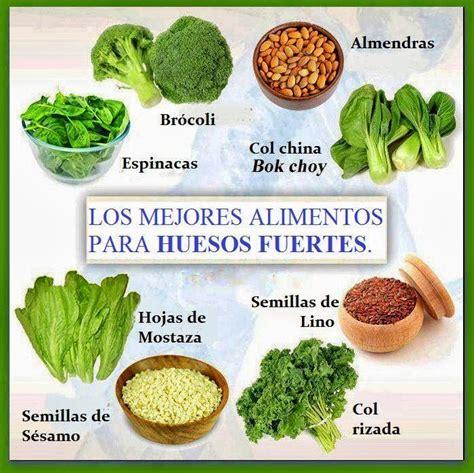 alimentos con alto contenido en calcio alimentaci 243 n para unos huesos m 225 s fuertes salud y