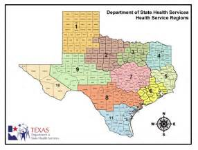 service county texas map 2014 texas annual report