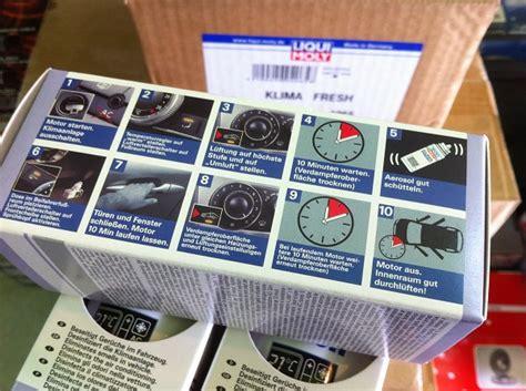 Liqui Moly Klima Fresh Air Cond Cleaner Fogging Ac Mobil liqui moly klima fresh 150ml