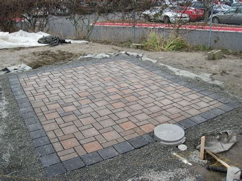 Permeable Patio by Permeable Paver Project Lake Washington Horticulture