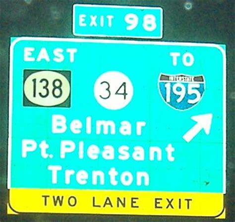 Nj Garden State Parkway by The Last Photo Is Courtesy Colbert Centered And