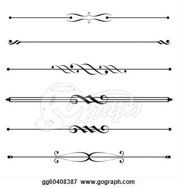 free line clipart divider cliparts