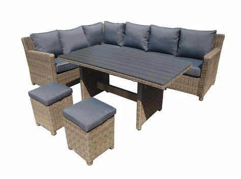 mobili da giardino in vimini mobili da giardino rattan sintetico arredamento per esterno