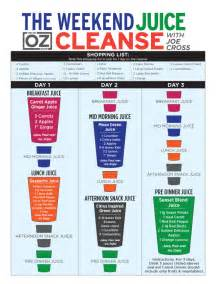 at home juice cleanse plan joe cross 3 day weekend juice cleanse the dr oz show