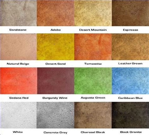 17 best ideas about concrete stain colors on stain concrete stained concrete and