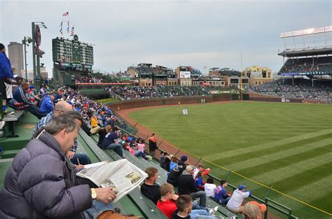 wrigley field bleacher seats come serve how to sit in the bleachers at chicago s wrigley field