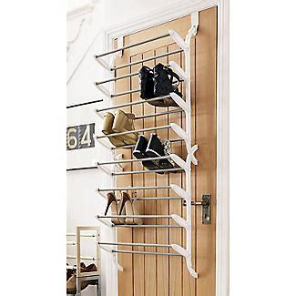 lakeland shoe storage 24 pair door shoe storage rack lakeland