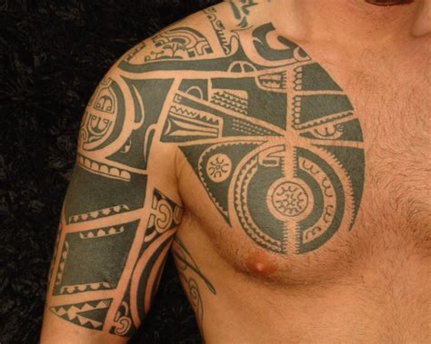 tribal tattoo jacksonville 8th day marquesan style