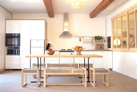 wohnzimmer designs 4924 appartement narbonne skandinavisch k 252 che toulouse
