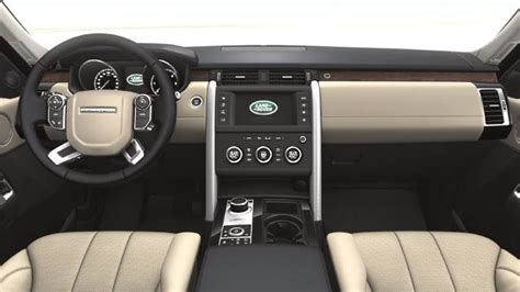 2017 land rover discovery interior land rover discovery 2017 dimensions boot space and interior