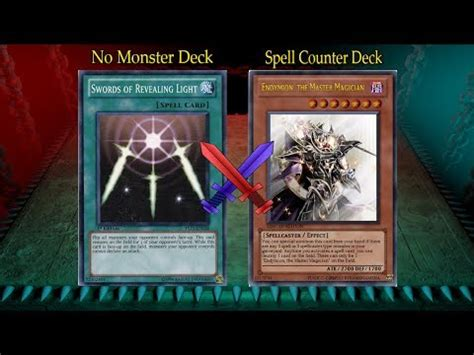 Spell Counter Deck by No Deck Vs Spell Counter Deck Ygopro