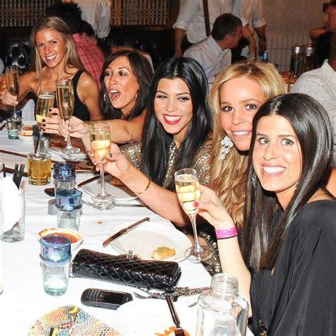 kim patten university of arizona kourtney kardashian hosts bachelorette party at lavo