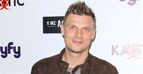 2016 Moms Picks Best Baby Nick Carter Shares First Baby Picture Of Son Odin Reign