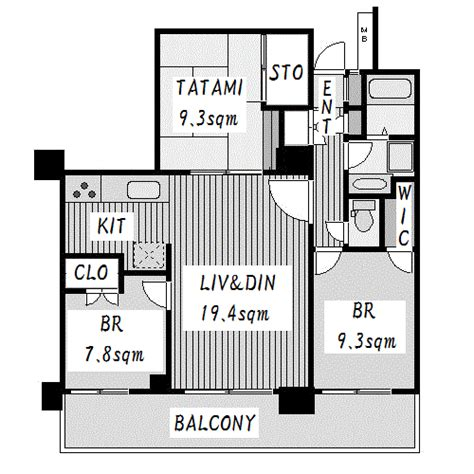 Apartments For Rent One Bedroom a basic guide to japanese apartments japan info swap
