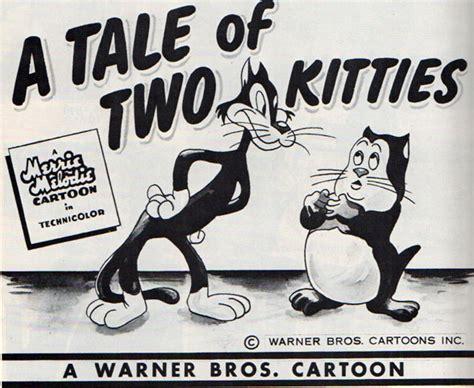 a tale of two kitties bob clett s a tale of two kitties 1942