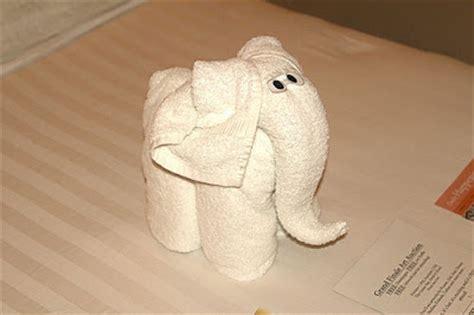 facts   animal towel sculptures towel folding origami