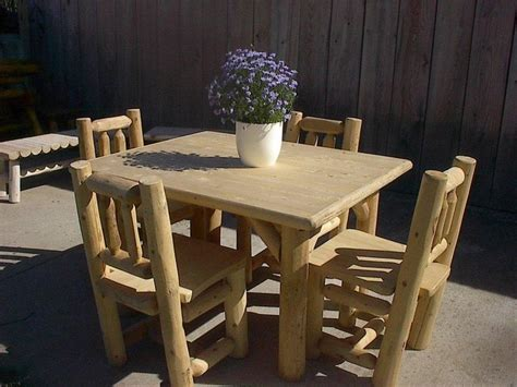 17 best images about amish sturdy table and chairs