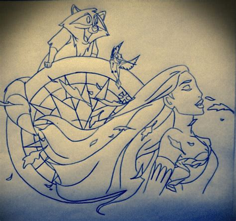 disney tattoo design 4 by icyrose13 on deviantart