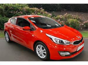 Kia Ceed 1 4 Petrol Review Used 2014 Kia Pro Ceed 1 4 Vr7 3dr Petrol Hatchback For