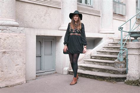 Porter Robe Hiver - comment porter robe courte hiver 8 a