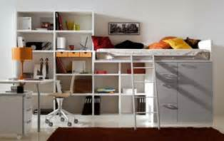 Attrayant Chambre De Fille Ado Ikea #3: deco-chambre-ado-mézanine.jpg