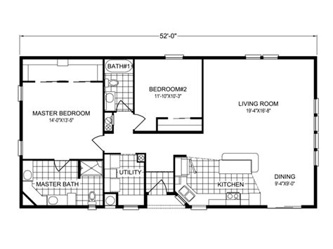 the evolution vr41764c manufactured home floor plan or palm harbor home floor plans