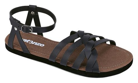 Best Seller Sandal Wanita Flat Lock gambar sepatu sandal sendal flat wanita perempuan catenzo ap 012 cibaduyut mrs bee store mrs