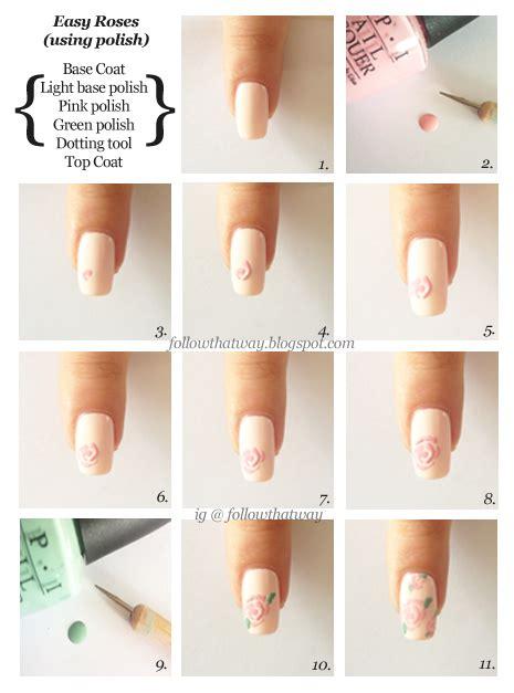 followthatway nail tutorial