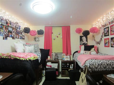 room decorated college 2014 best dorm room decor ideas storage diy
